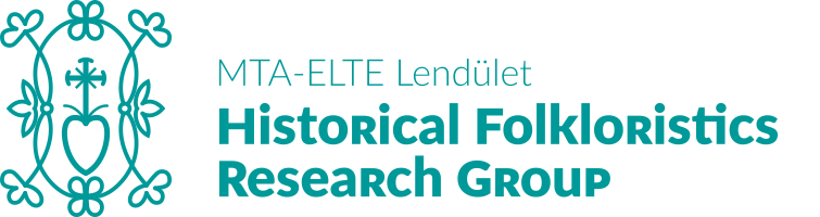 MTA-ELTE Lendület Historical Folkloristics Research Group